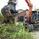 Opruimen bomen en struiken