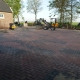 Machinaal straten